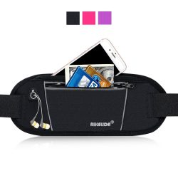 AIKELIDA Fanny Pack for Running Hiking and Cycling