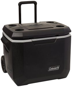 Coleman Xtreme Series Wheeled Cooler - 50 Quart