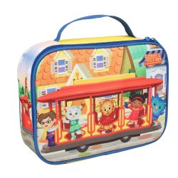 Daniel Tiger's Neighborhood Insulated Lunch Bag Tote