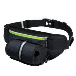 Fanny Pack MYCARBON Waist Pack with Water Bottle Holder