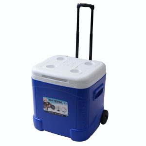 Igloo Ice Cube Roller Cooler 60-Quarts