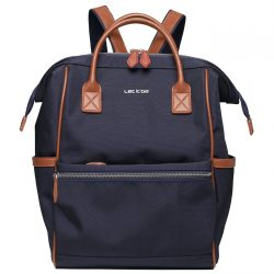 Let It Be Outdoor Oxford Nylon Office Backpack