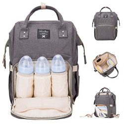 Lifecolor Diaper Bag Multi-functional Nappy Bags