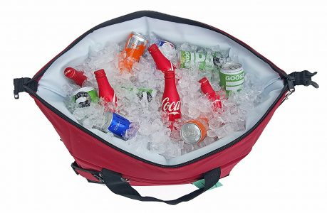 Polar Bear Cooler Cooling Soda and Drinks