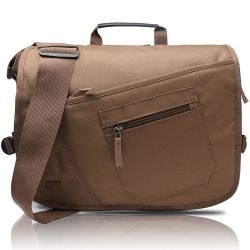 Qipi Messenger Bag - Shoulder Bag for Men and Women