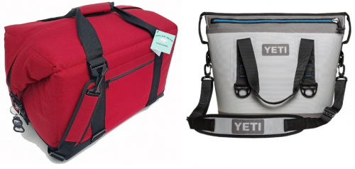 yeti hopper vs polar bear cooler