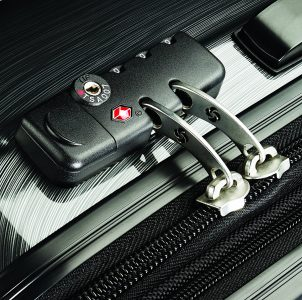 Samsonite Winfield 2 Hardside Luggage Review Security Lock
