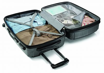 Samsonite Winfield 2 Hardside Luggage Review Storage
