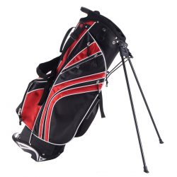 Tangkula Golf Stand Bag Way Divider Carry Organizer Pockets Storage