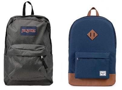 jansport vs herschel backpack review