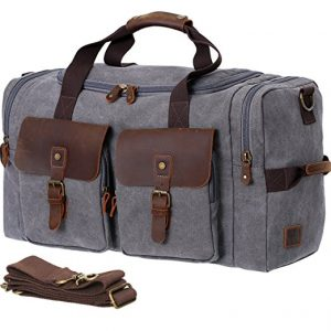 Wowbox Weekender Bag for Men